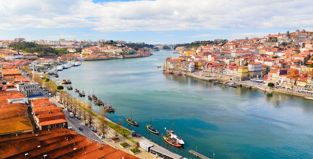 Godetevi la stupenda Porto