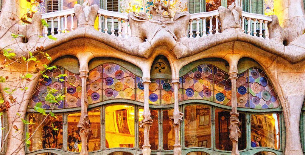 Scoprite le meraviglie di Barcellona