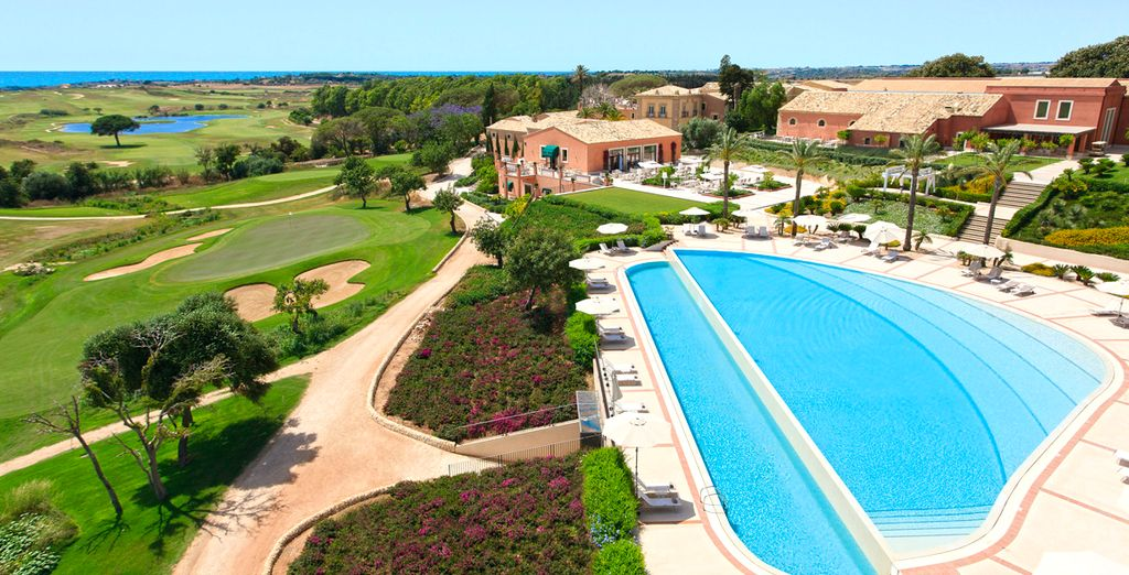 Benvenuti al Donnafugata Golf Resort & SPA 5*