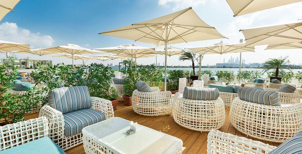 Il Sofitel Dubai The Palm Resort & Spa 5* è orgoglioso di annunciare l'apertura del Laguna Lounge