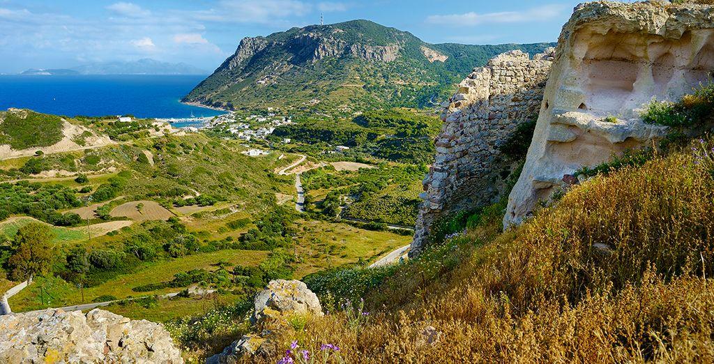 Kos, perla dell'Egeo, vi farà trascorrere una vacanza indimenticabile