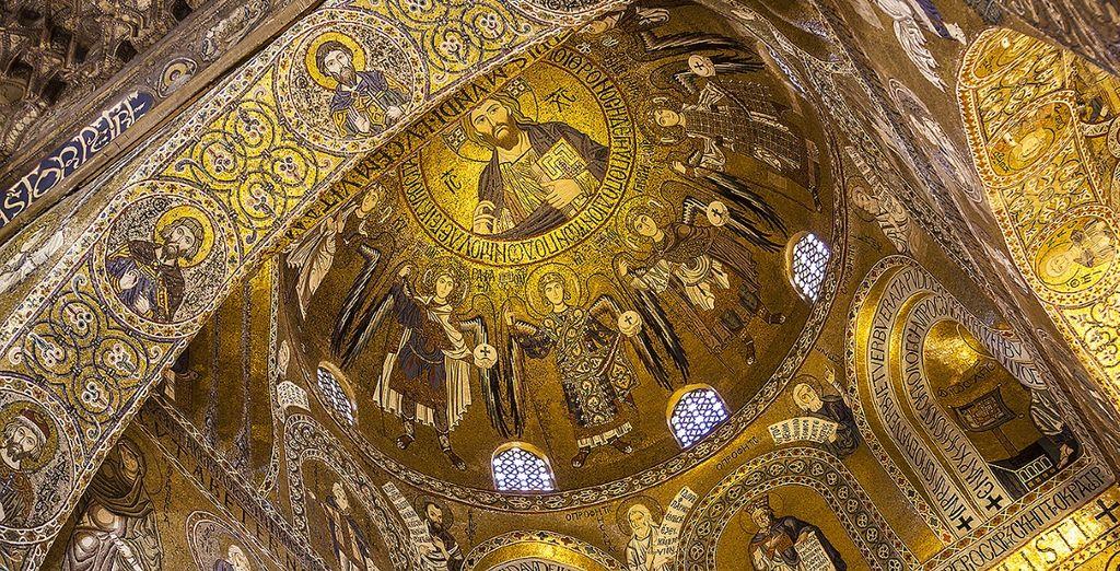 Scoprite la bellezza della Cappella Palatina nel Palazzo dei Normanni