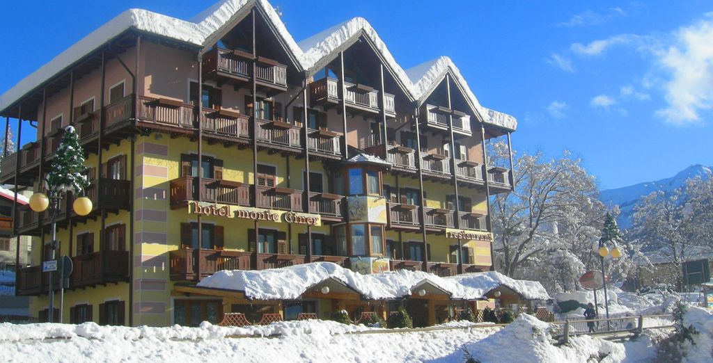 Benvenuti al Monte Giner Active Hotel