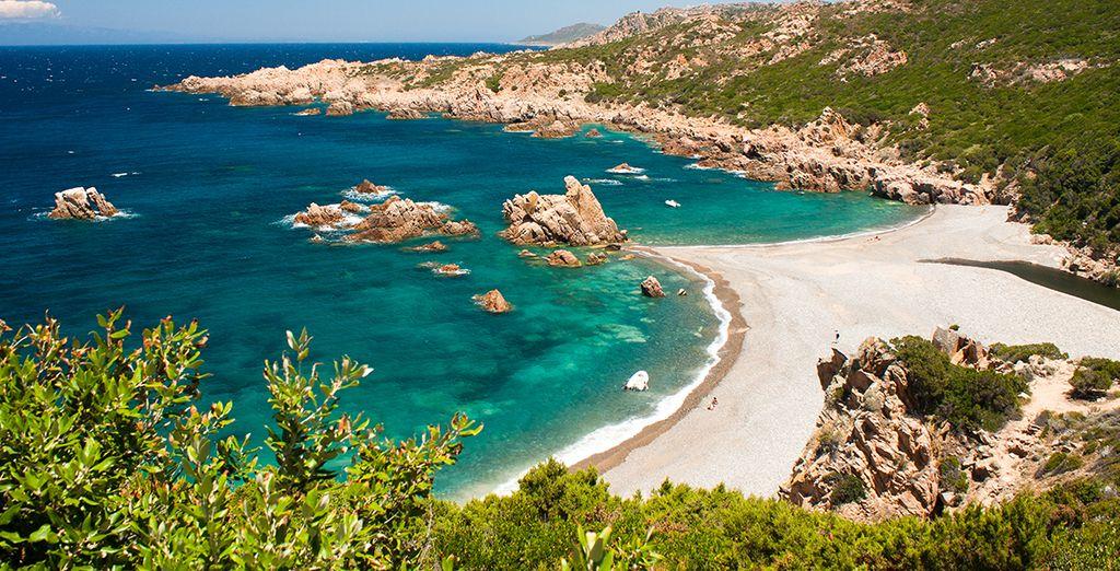 Lasciatevi incantare dai panorami unici della Sardegna!