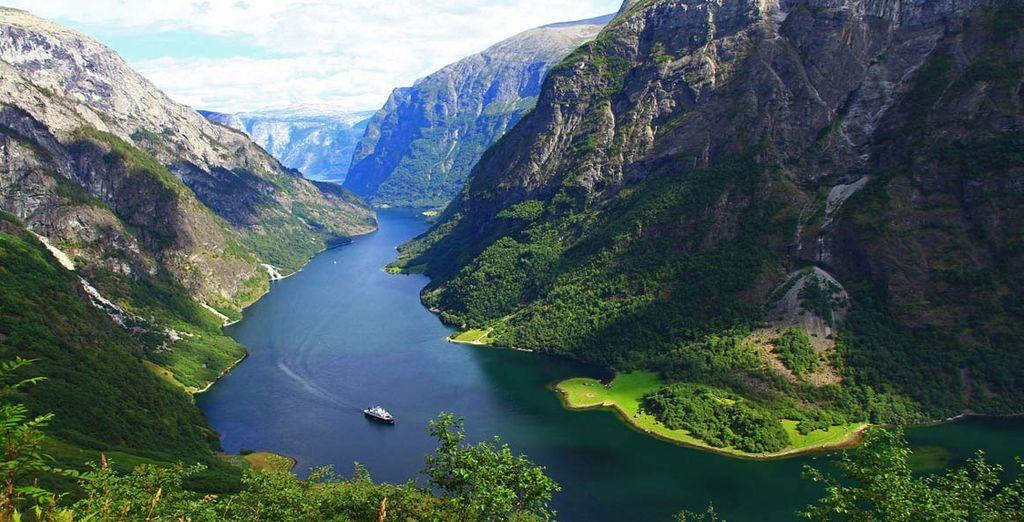 Benvenuti in Norvegia