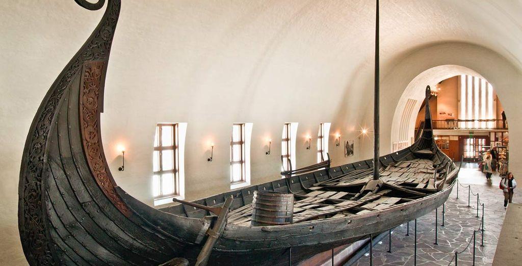 Scoprite il Museo delle navi vichinghe