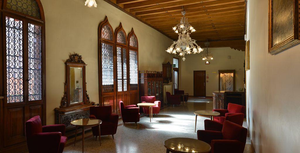 Uno dei più esclusivi hotel 4* di Venezia