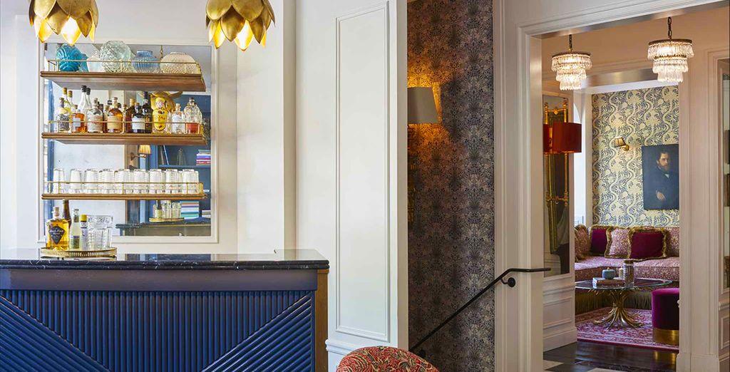 Hotel Maison Malesherbes vi invita a trascorrere un piacevole soggiorno parigino