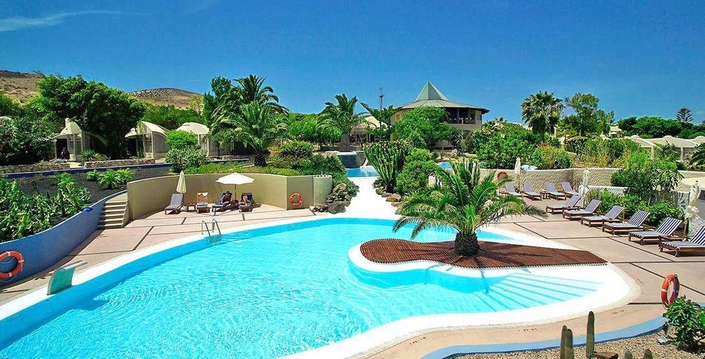 Benvenuti in uno dei resort più esclusivi delle Canarie