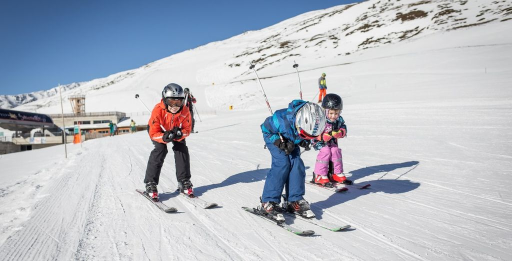 Godetevi la vostra vacanza invernale in Val d'Ultimo.