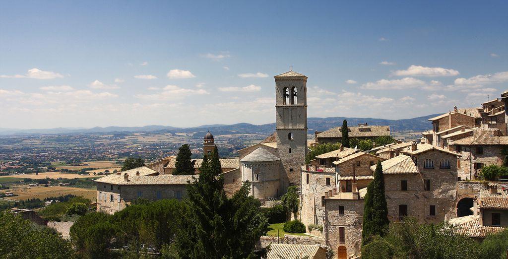 Visitate Assisi, città dal grande passato