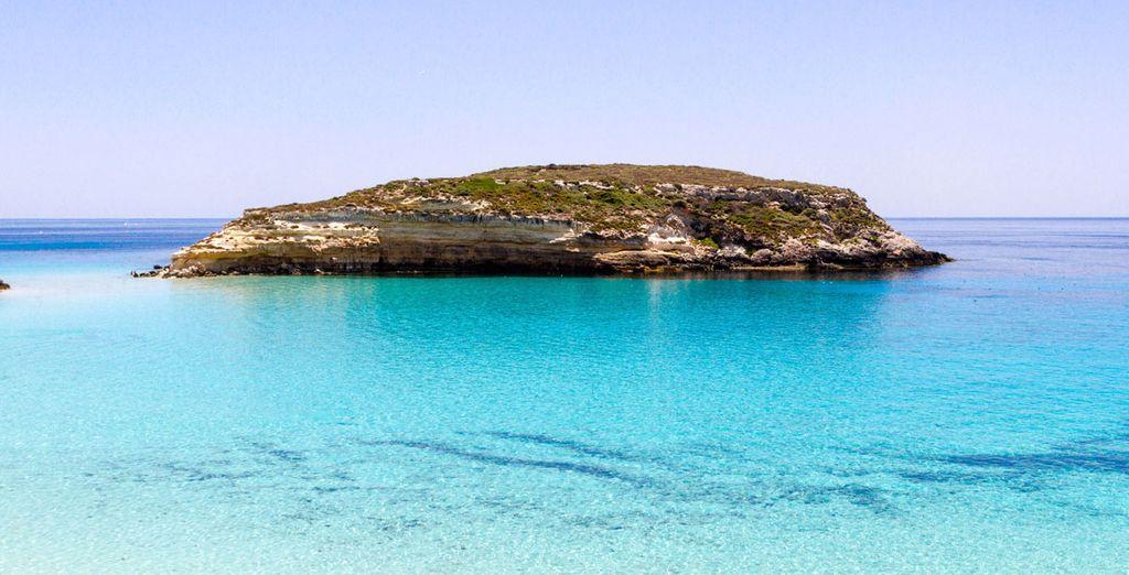 Ammirate il fascino unico di Lampedusa