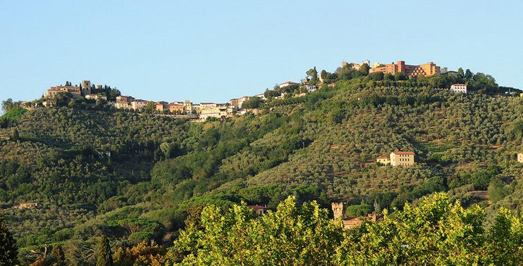 Godetevi la vostra vacanza a Montecatini Terme  Montecatini Terme, meta ideale per un soggiorno all'insegna del relax e del benessere