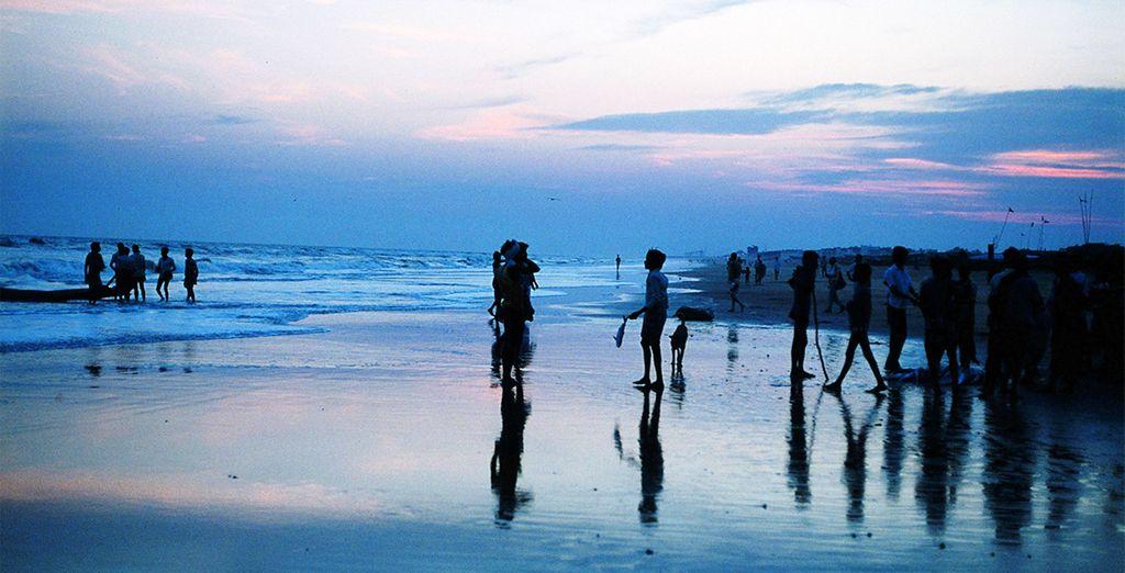 senza dimenticare il mare e la sua magia: questa è l'india del Sud