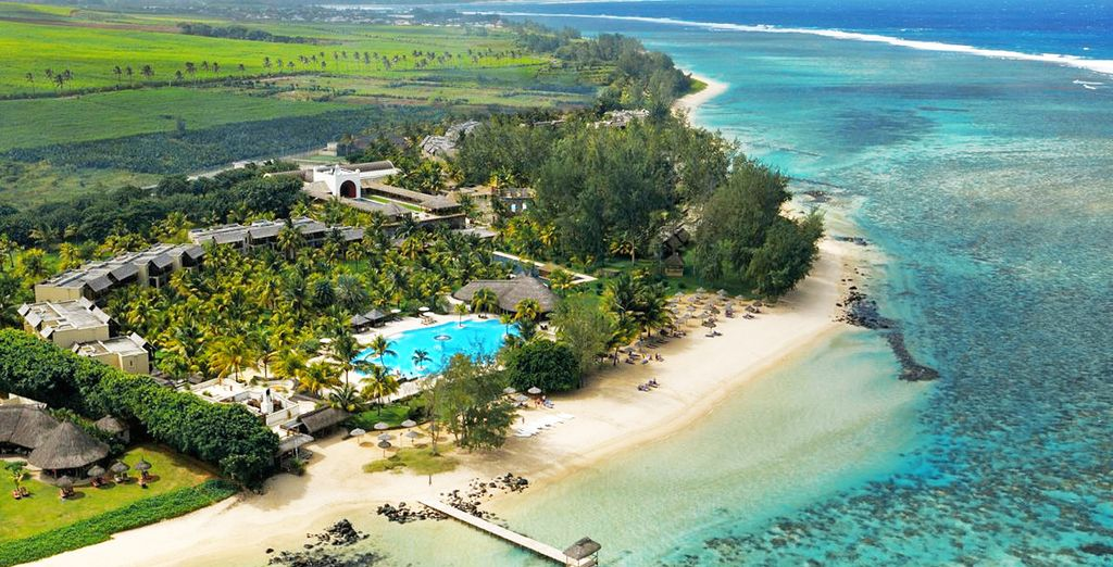 L'Outrigger Mauritius Resort & spa 5*
