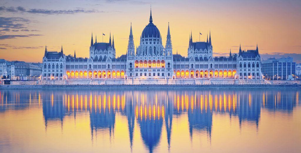 Lasciatevi affascinare dalla bellezza di Budapest