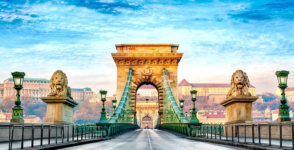 Benvenuti nella splendida Budapest