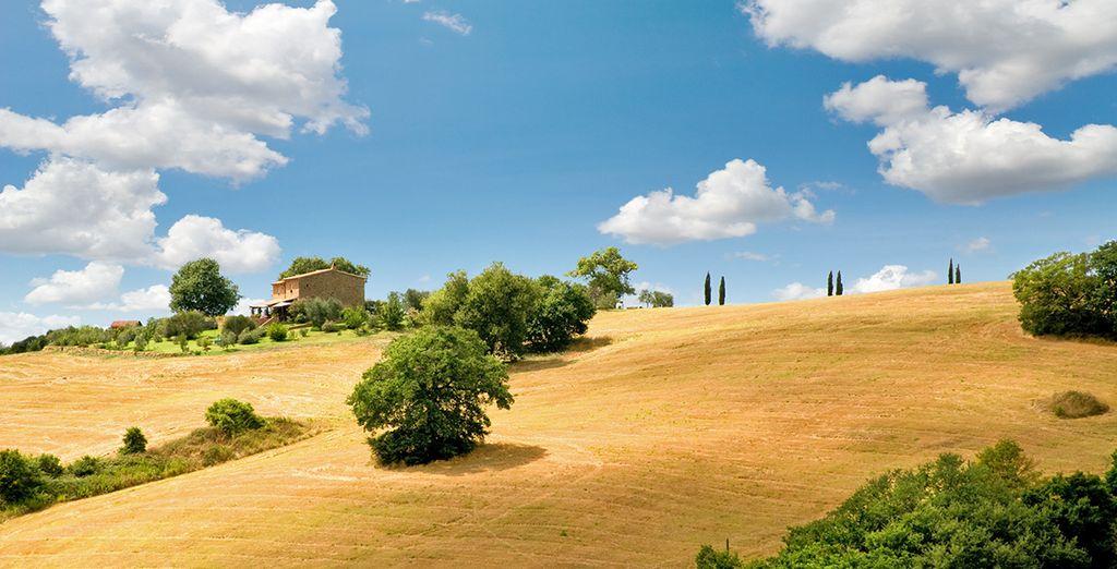 Partite alla scoperta della Toscana.