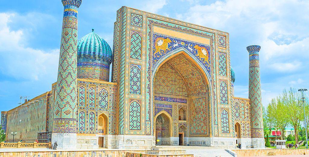 Inserita nel 2001 nella lista dei patrimoni dell'umanità dall'UNESCO