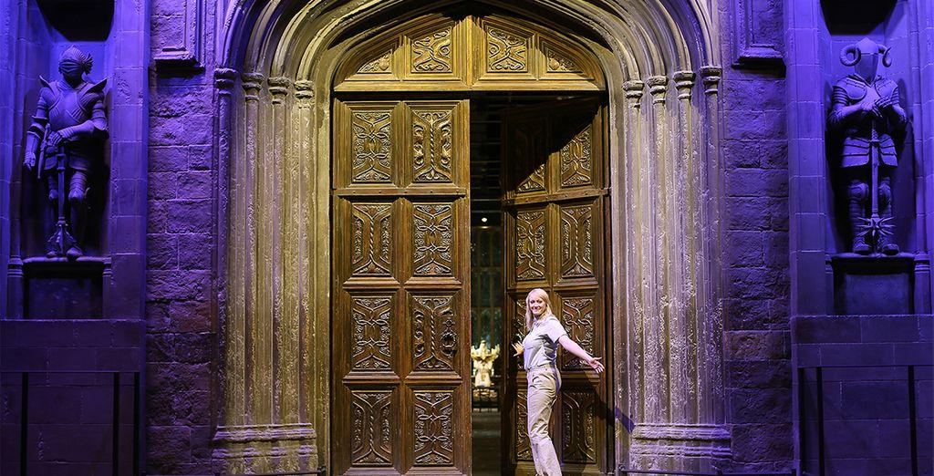 Volate a Londra dove i Warner Bros Studios vi apriranno le porte