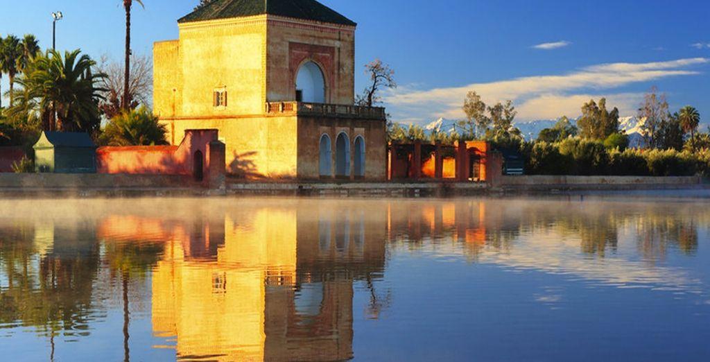 Lasciatevi travolgere dal fascino di Marrakech!