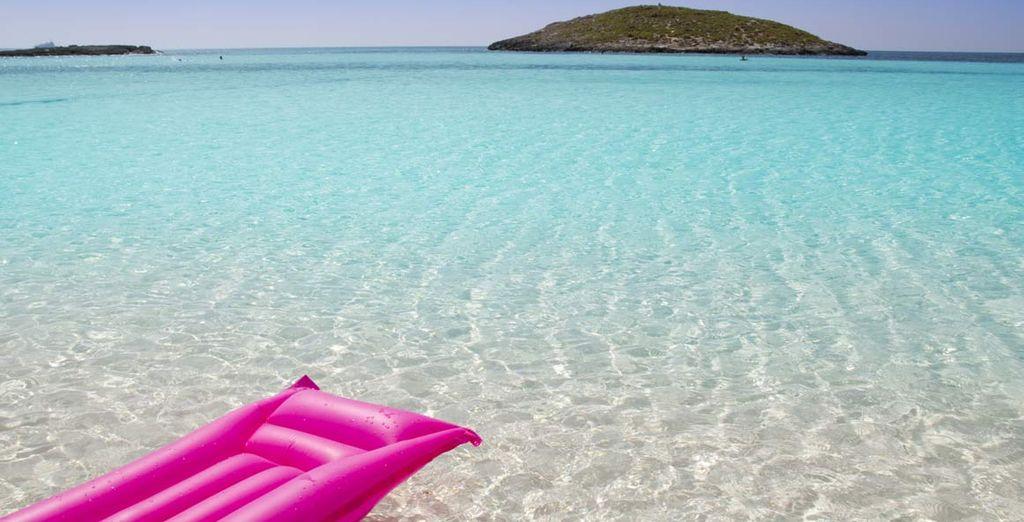 vivrete al meglio le spiagge più belle dell'isola