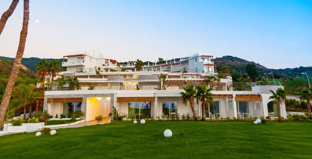 Un nuovissimo Resort 4* è pronto ad accogliervi
