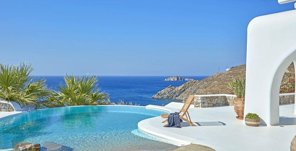 Mykonos e il Mar Egeo vi attendono