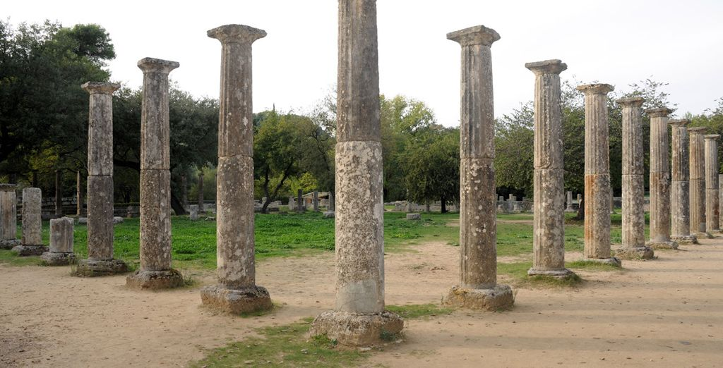 e monumenti dalla fama internazionale
