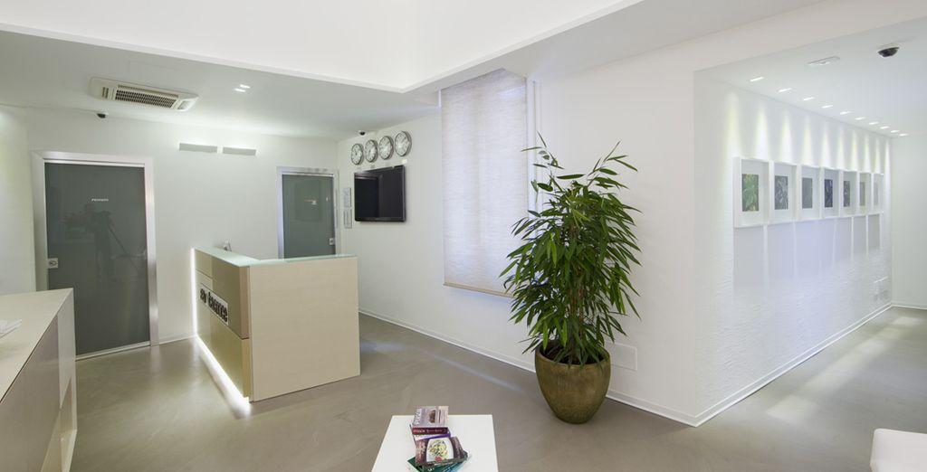 Il Santacroce Luxury Rooms vi accoglie