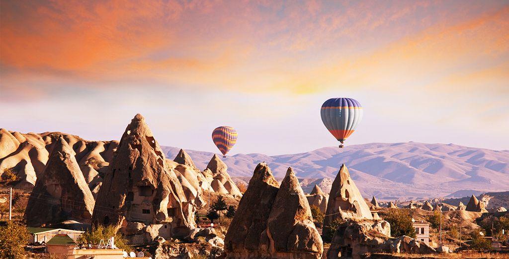 Benvenuti nella magica Turchia!