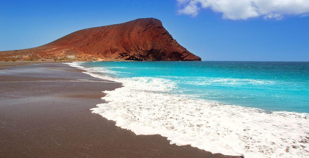 Partite per Tenerife