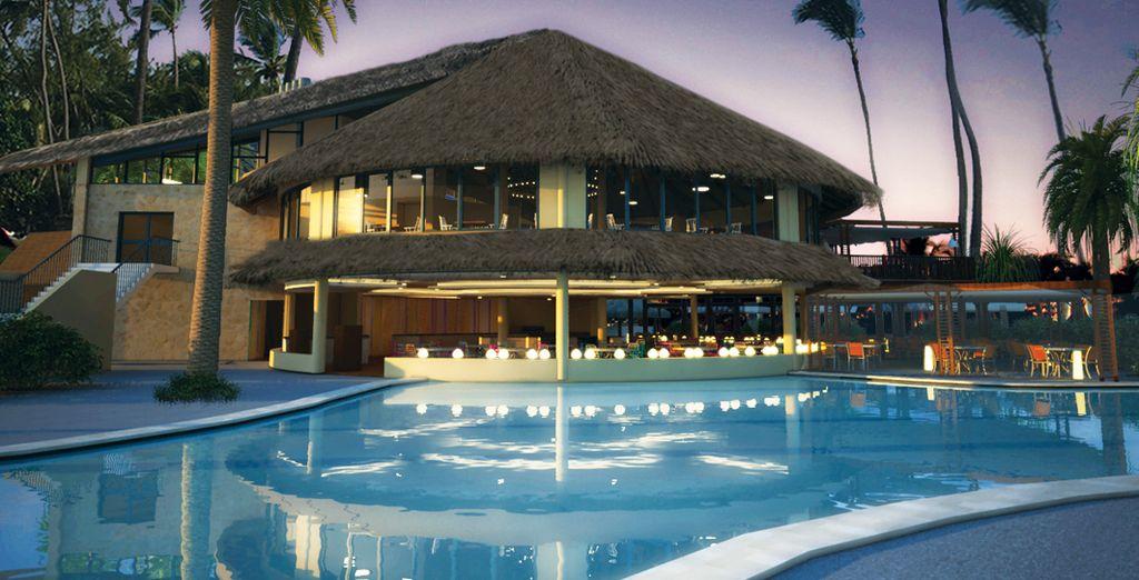 Un resort 4* adatto per un soggiorno in famiglia e all'insegna del relax e del divertimento