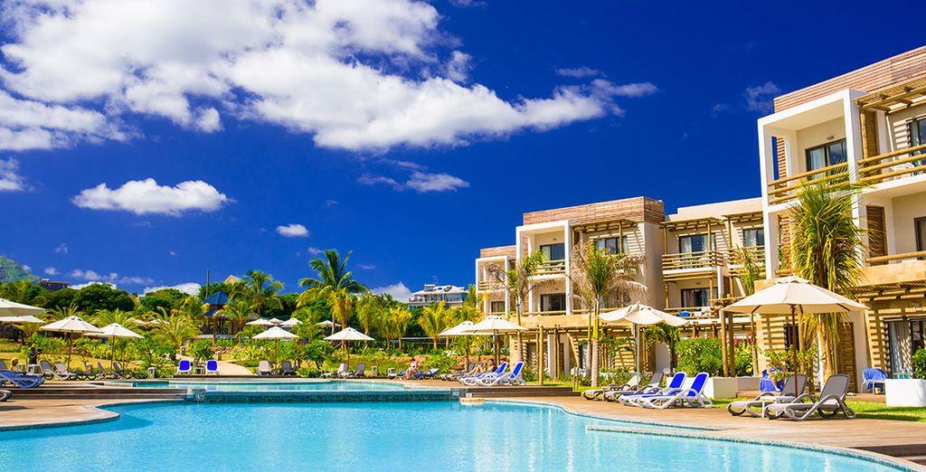 L'Anelia Resort & Spa 4* è pronto ad accogliervi, moderno hotel di recente costruzione