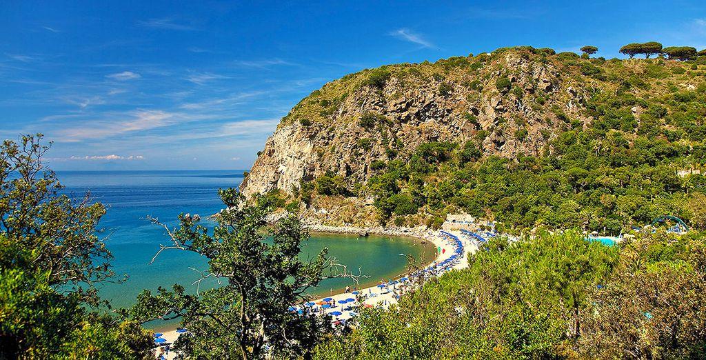 Ischia vi attende per una vacanza indimenticabile