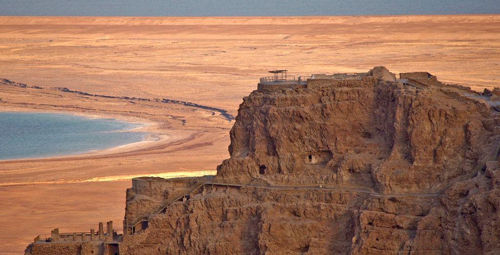 Scoprirete il Masada