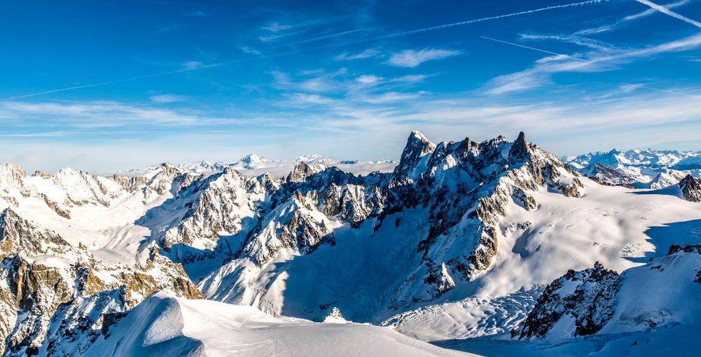 Tra relax e piste da sci