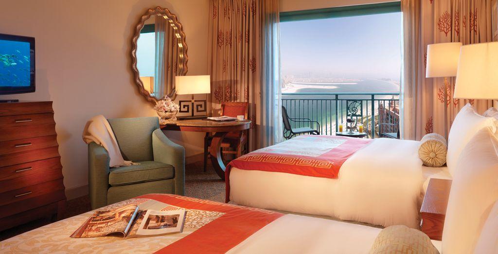 oppure scegliere la Camera Palm Beach Deluxe