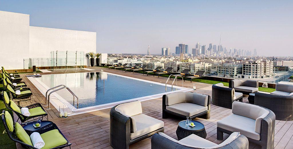Benvenuti nella futuristica Dubai