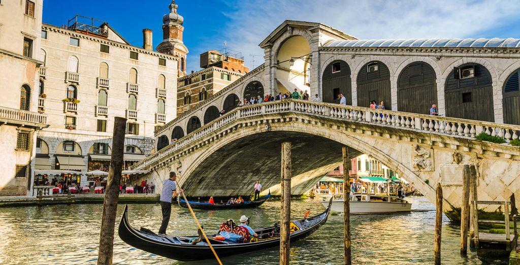 Venezia, misteriosa e unica. Affascinante e senza tempo