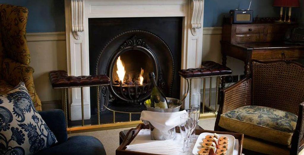 Calde atmosfere British saranno le protagoniste del vostro soggiorno