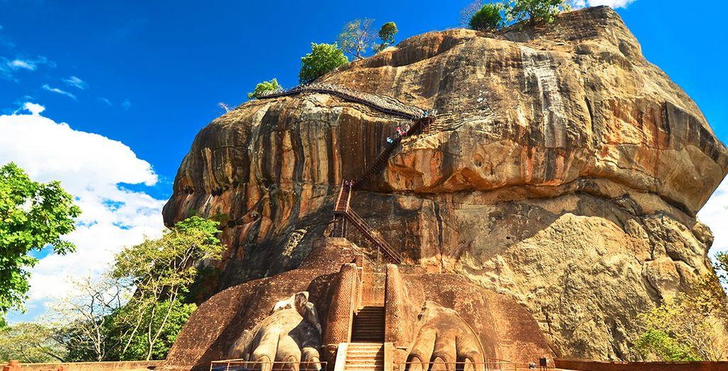 attraverserete Sigirya