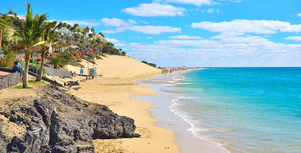 Partite per una vacanza a 4* a Fuerteventura