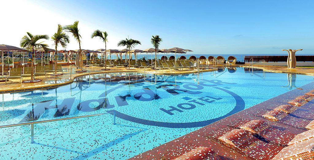 Hard Rock Café Tenerife 5* Voyage Privé : fino a -70%