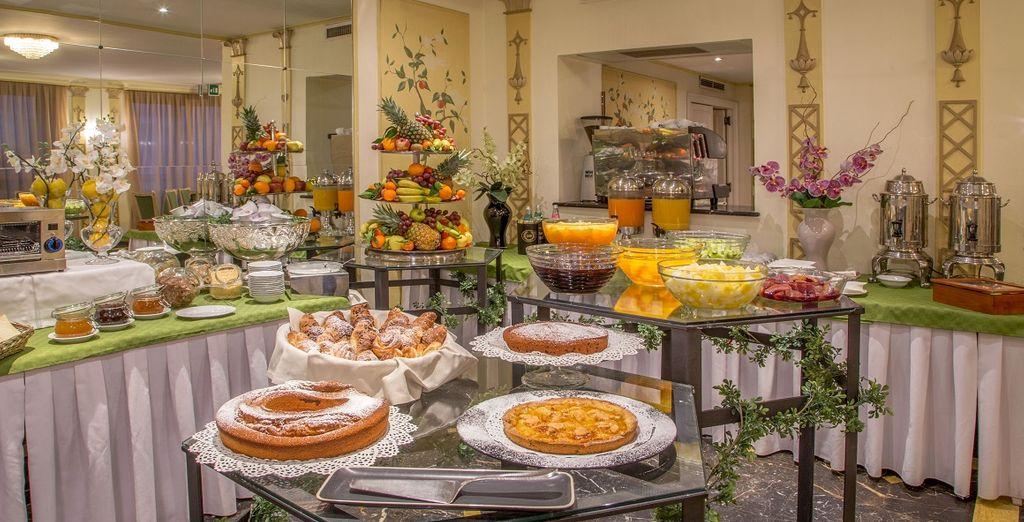Iniziate la giornata con una ricca e sana colazione