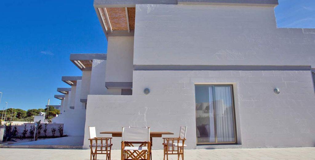 Trascorrerete una vacanza indimenticabile in questo bellissimo residence