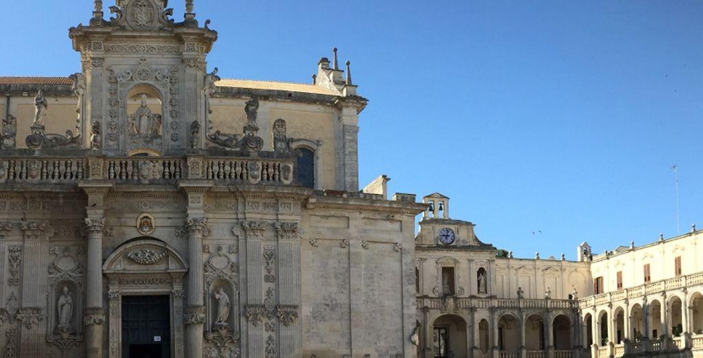 scoprite questa meravigliosa città barocca