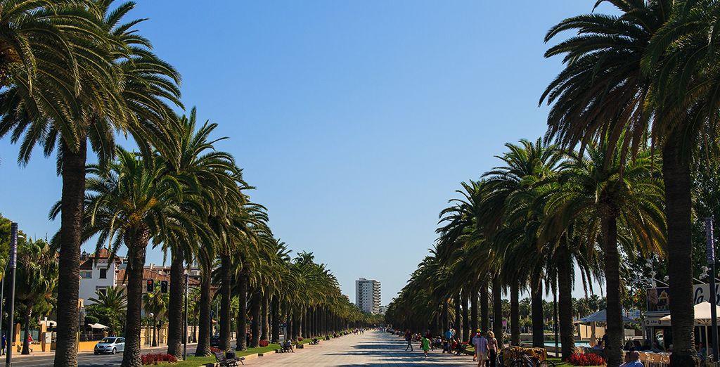 Oppure la splendida cittadina Tarragona, con il suo importante patrimonio di monumenti storici