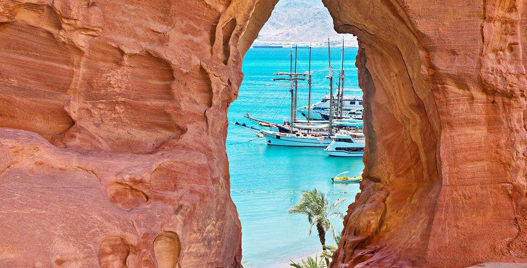 Terminerete il vostro tour ad Aqaba