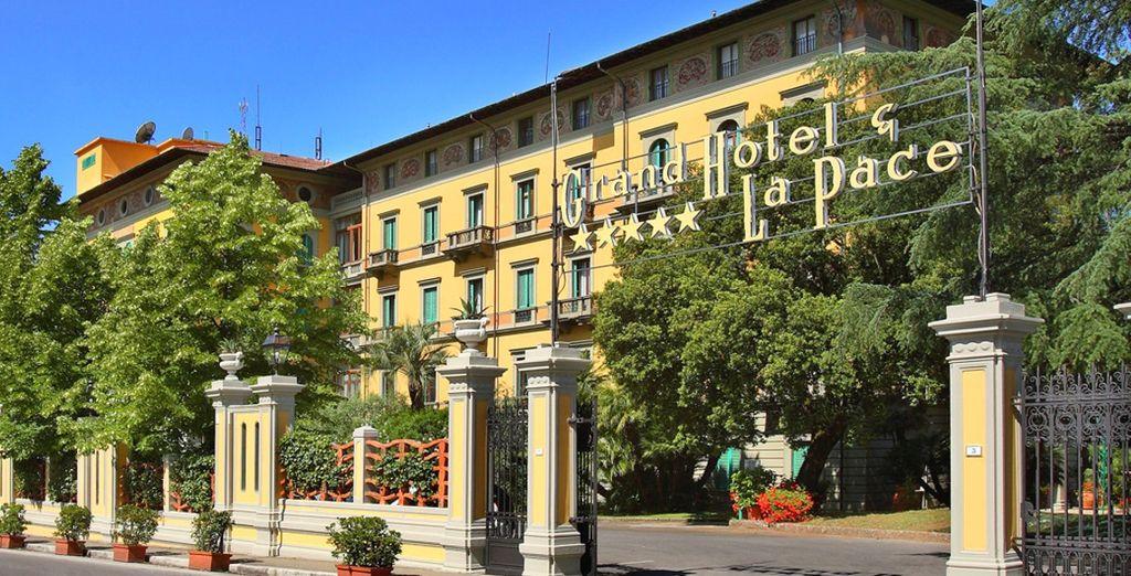Grand Hotel La Pace Montecatini Recensioni